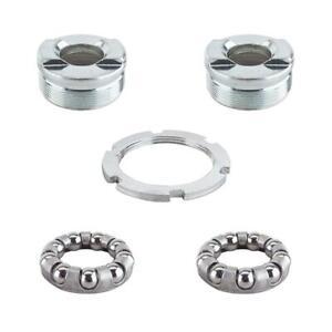 Sunlite Bottom Bracket Cup Set 3-Piece Cranks