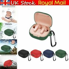 More details for silicone gel rubber case hook protective cover for jbl live pro+ plus earphone