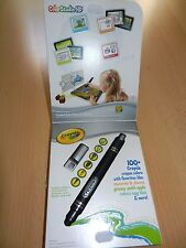 Griffin Crayola HD Stylus Pen Apple iPad Iphone 3 4 5 6 7 IPod Touch Malen Stift