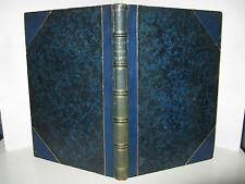 A. TOUSSENEL L'ESPRIT DES BETES 1860 Illustré EMILE BAYARD  FOURIER OURS Hetzel