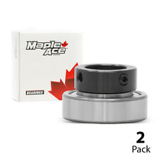 38348-01 MAPLE ACE Bearing with Eccentric Collar Replacement for BOBCAT (Qty 2)