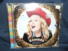 Madonna ‎– Don't Tell Me -Maxi CD