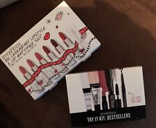 New Smashbox Try it Kit & Smashbox Be Legendary Lipstick & Lip Mattifier Set