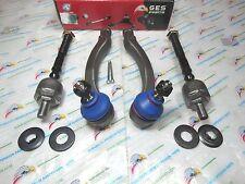 Fits 88-91 Civic CRX 4PCS Inner & Outer Tie Rod End EV217 ES3331