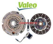 VALEO HD CLUTCH KIT+SLAVE CYL fits 2013-15 HYUNDAI GENESIS COUPE R-SPEC GT 3.8L
