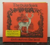 THE DUKE SPIRIT ~ Cuts Across The Land ~ 2 x CD ALBUM GATEFOLD CARD SLEEVE