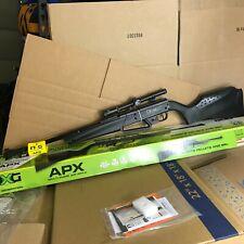 Umarex NXG APX .177 Pellet BB Gun Multi-Pump Air Rifle w/ Scope Kit