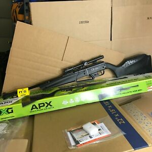 Umarex NXG APX .177 Pellet BB Gun Multi-Pump Air Rifle w/ Scope Kit