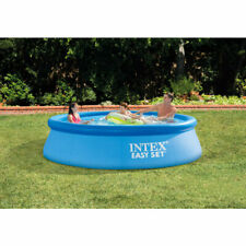Intex Round Above Ground Pools For Sale Ebay