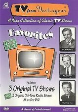 The Halls of Ivy/ Mr. District Attorney/ The Third Man [Tv From Yesteryear: Favo