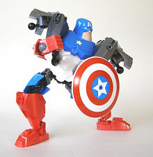 LEGO 4597 Marvel Super Heroes Captain America (Pre-Owned):