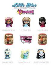 * SEALED Monster High Fashems Fash'ems Series 1 Complete Set 6 Blind Caps RARE!
