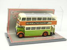 Corgi 1/76 - Bus Autobus Bristol K5G Utility Bus Vintage Chatham & district