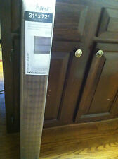 """New 100% Bamboo Roman Shade 31x72 JCP Home JC Penney 31""""x72"""" Simply Green blinds"""