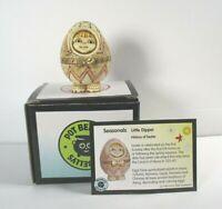 Harmony Kingdom Ball Pot Bellys Belly /'Adelie/' Penguin  #PBZPE4 Retired NIB