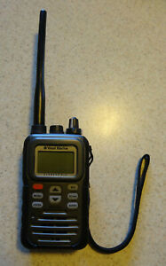 West Marine VHF250 Handheld Marine Radio Submersible VHF, FRS, AM, FM, AIR, WX