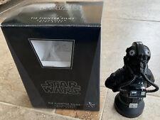 More details for gentle giant star wars bust - tie fighter pilot - 2184 /4200