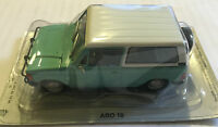 "DIE CAST "" ARO 10 "" AUTO DELL' EST SCALA 1/43"