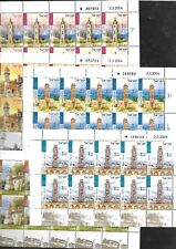 Israel Stamps 2004 Ottoman clock on tower   mini sheet M.n.h.