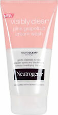 Neutrogena Visibly Clear Pink Grapefruit Cream Wash 150 ml NEW