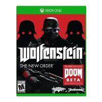 WOLFENSTEIN THE NEW ORDER XBOX ONE! WAR, WARFARE, BATTLEFIELD, BATTLE, ASSAULT