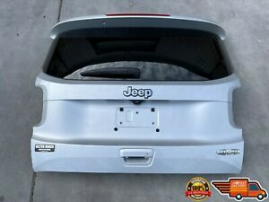 2018-2020 JEEP RENEGADE TRUNK HATCH LIFT GATE SHELL COMPLETE CAMERA OEM 18 19 20