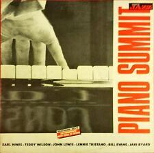 Piano Summit  Jazz Lp Vinyl 33 Giri