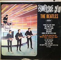 The Beatles - Something New - Capitol Records - 1964 - MONO - Vinyl LP