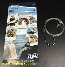 Fladen All Saltwater Fishing Assembled Rigs