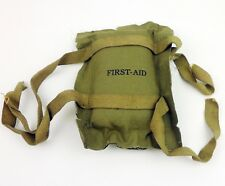 WWII US ARMY AIRBORNE FIRST AID POUCH