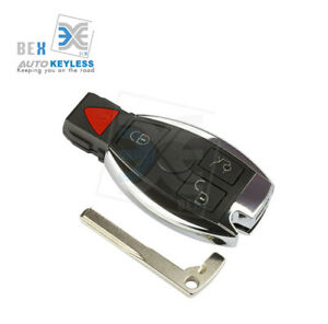 Remote Key Fob Fit IYZ3312/17 Mercedes-Benz C230 C240 C280 C320 C350 CL500 CL600