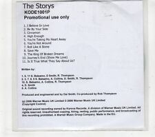 (GT107) The Storys, The Storys - 2006 DJ CD