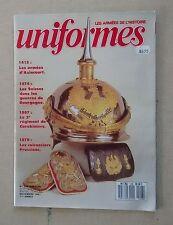 Les Armees De L'Histoire Uniformes – Novembre 1987