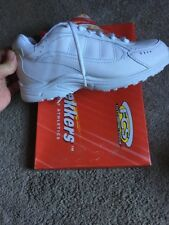 Cross Trekkers Womens Flex Comfort System 8.5 White Sneakers NEW IN BOX