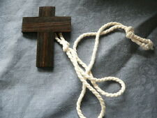 croix de communiant en bois