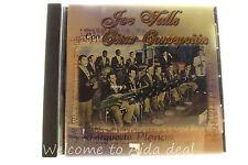 Joe Valle Con Sesar Concepciom y Su Orquesta  CD-1998