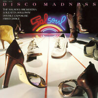 Various Artists : Disco Madness CD Expanded  Album (2016) ***NEW*** Great Value