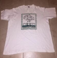 Vintage 1991 Breeders' Cup Championship Churchhill Downs T-Shirt Men's Size XXL