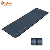 Kingcamp Single Self Inflating Mattress Pillow Damp-proof Camping Sleeping Mats