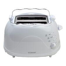 Bomann TA 246 CB Toaster weiß