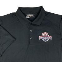 Nike USA Youth Development Mens Sz Medium Short Sleeve Dri-Fit Polo Shirt