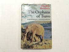 The Orphans Of Tsavo,by Daphne Sheldrick -1967- 1st Am.Ed.Scarce Hardcover Book