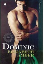 Dominic: Lords of Satyr (The Lords of Satyr) by Amber, Elizabeth