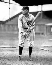 Detroit Tigers TY COBB Glossy 16x20 Photo Baseball Print Vintage Poster