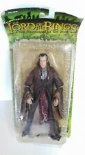 LOTR - Elrond Of Rivendell Action Figure Toy Biz Marvel 2004 Sealed Vintage Toy