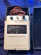 Yokogawa 2404-15 Insulation Tester