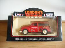 Days Gone Fire Prevention Officer Car Blackwall Division in Red in Box