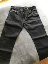 """G-Star Herren Jeans  3301 """"Straight"""", Gr W36 L34, schwarz, sehr gepflegt"""