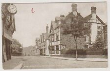 Worcestershire postcard - Droitwich, St Andrews Street