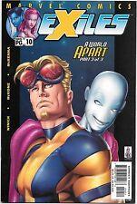 Exiles #10 (Apr 2002, Marvel)